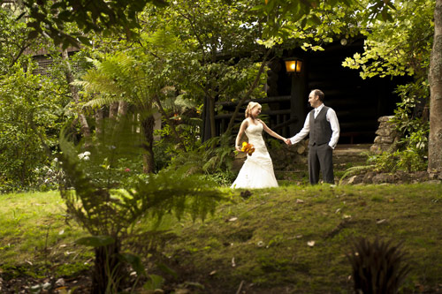 Wedding Photography at Chateau Wyuna Melbourne
