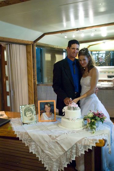 Wedding Photography at Robin Hood Cattle Station, outback Queensland