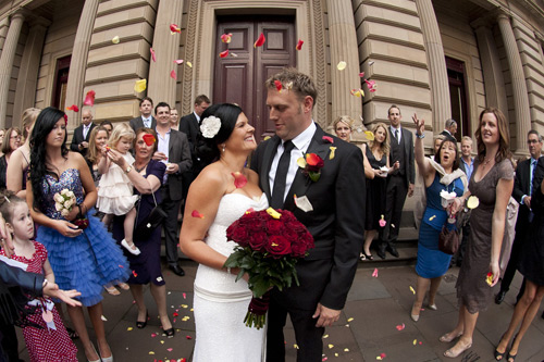 wedding photography romantic  melbourne