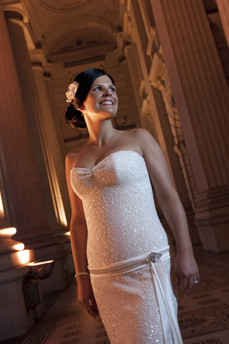 bride wedding photo  parliament house melbourne